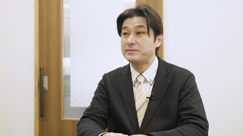 センター長 松尾祥暢(yoshinobu matsuo)
