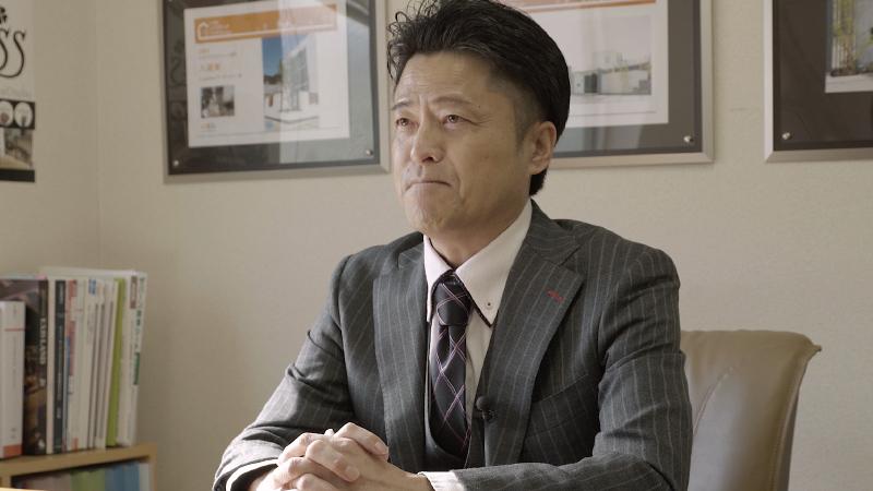 代表取締役社長 酒見英裕(サケミヒデヒロ)